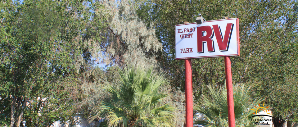 El Paso West Rv Park Little Green Oasis In The Desert